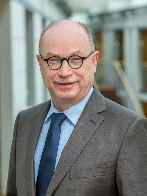 Prof. Dr. Martin Stratmann Präsident der Max-Planck-Gesellschaft
