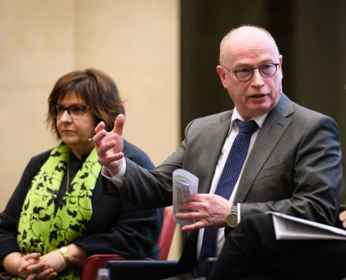 Zeit Forum Wissenschaft - 19. März 2019