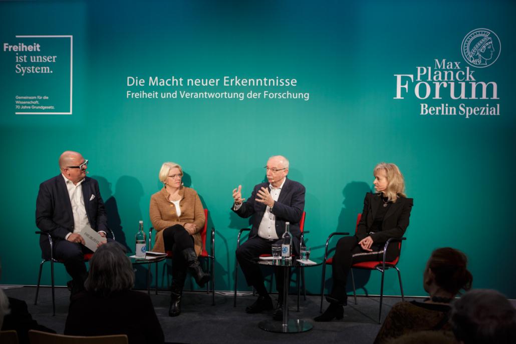 Veranstaltung MPG Forum Entscheidungsfreiheit