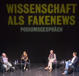 Freiheit der Wissenschaft: Rückblick Veranstaltung 3. April 2019